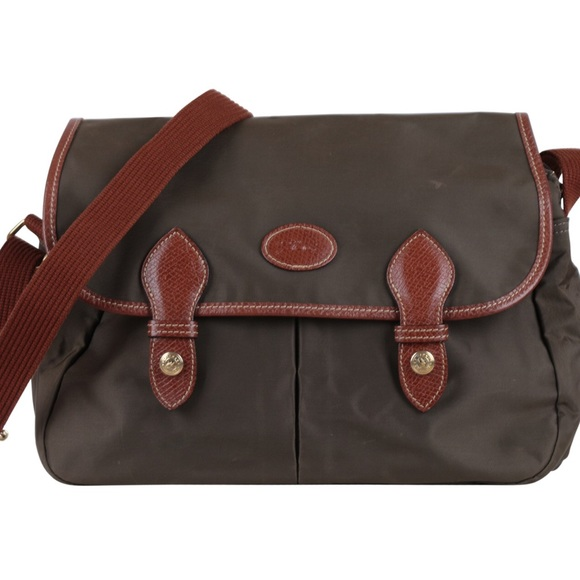 Longchamp Le Pliage Messenger Bag